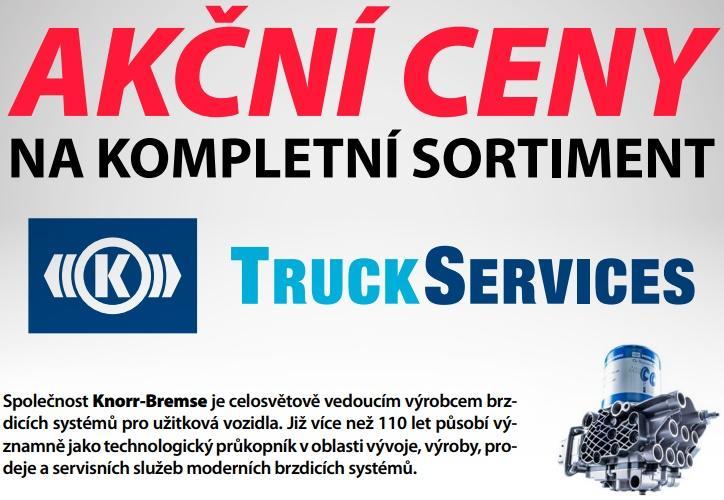 Akční ceny na sortiment Knorr-Bremse