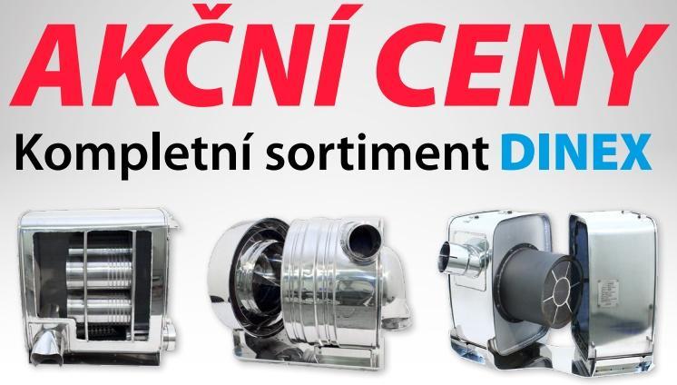 Akční ceny na sortiment DINEX u Auto Kelly