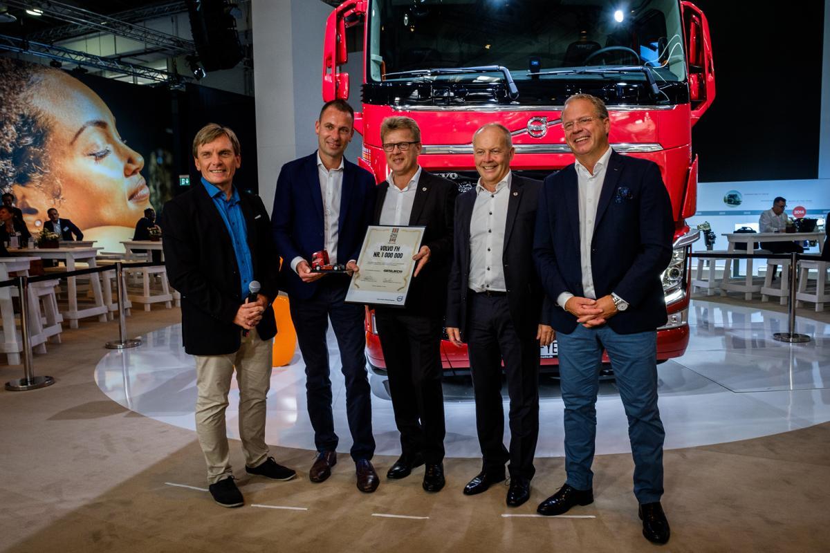 V Hannoveru bylo předáno milionté vozidlo