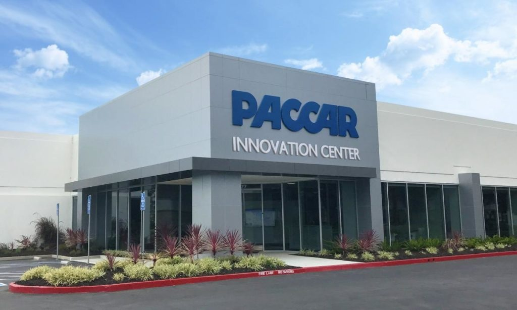 Distribuční centrum dílů PACCAR v Torontu, Kanada