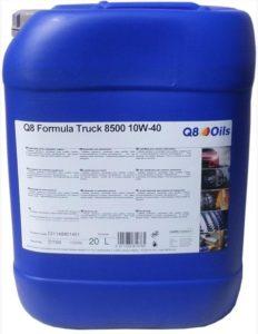 Olej Q8 Formula Truck 8500 10W40