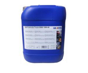 Q8 Formula Truck 8500 10W40 - novinka v sortimentu firmy Top Oil Services