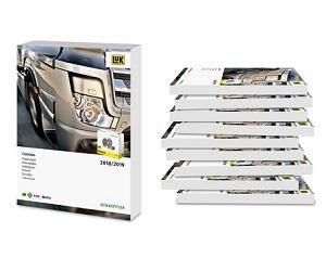 Nové vydání katalogu spojek LuK pro užitková vozidla