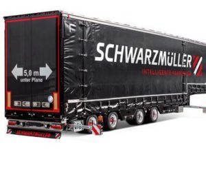 Schwarzmüller otevírá nový HUB pro Německo