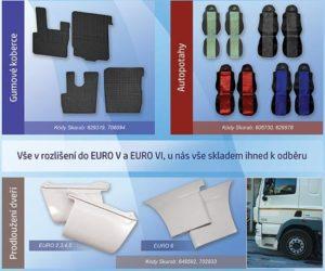 Skarab: Tatra Phoenix/DAF CF - větší pohodlí v kabině