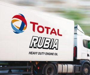 Nová řada motorových olejů TOTAL RUBIA OPTIMA