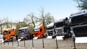 Registrace užitkových vozidel: + 6,5 % za pět měsíců roku 2019; + 8,5 % v květnu