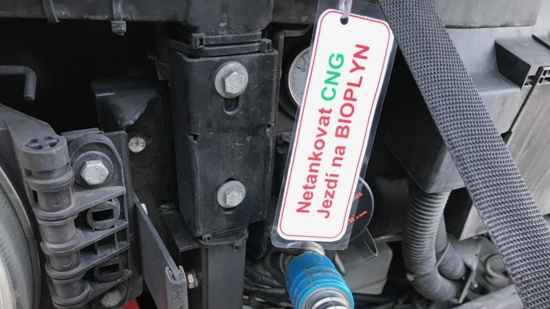 První autobus IVECO na bioodpad vyrazil do ulic