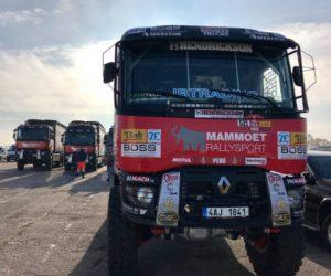 Severočeská technika míří na 41. ročník Rallye Dakar