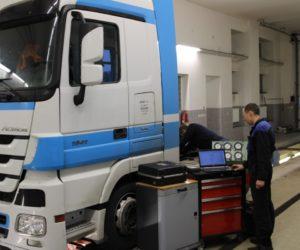"Firma Diagnostika - Rýdl se zapojila do programu ""TruckServices Expert Network"" od Knorr-Bremse AG"