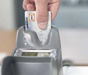 DKV Euro Service platba kartou na více čerpacích stanicích