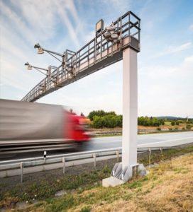 Nárůst mýtného pro nákladní automobily v Německu