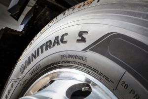 Nové pneumatiky Omnitrac od Goodyear