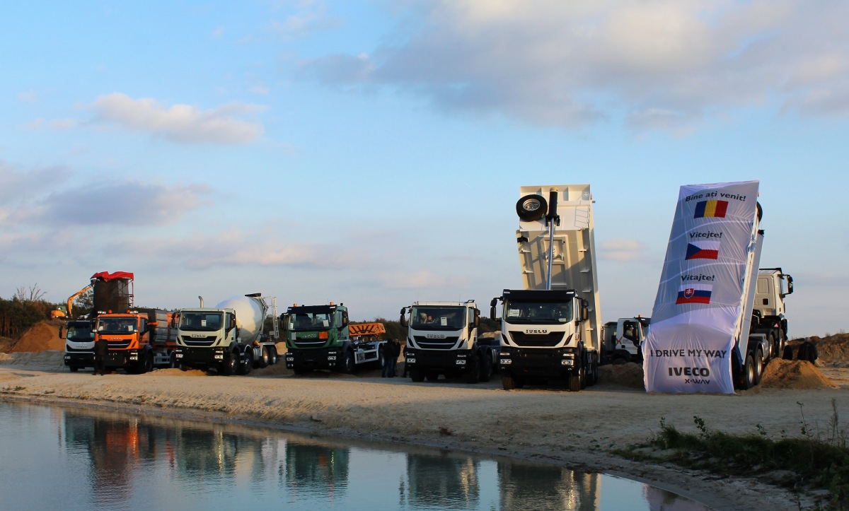 Akce IVECO X-DAY 2018