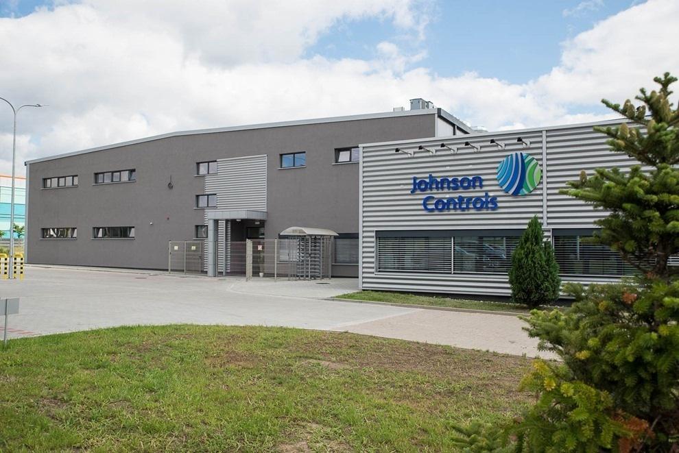 Firma Johnson Controls oznámila dohodu o prodeji Power Solutions Business