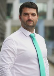 Martin Farář, nový tiskový mluvčí společnosti Arriva