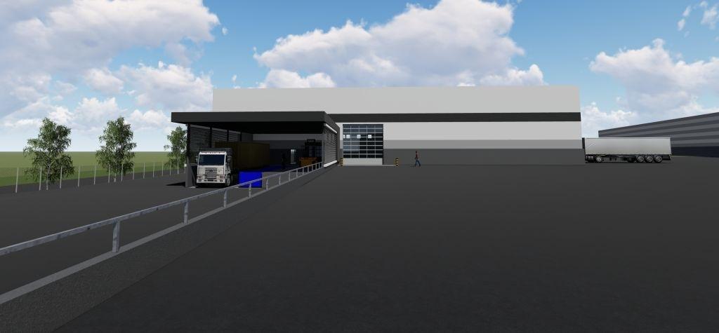 Nové R & D centrum s plochou přibližně 3 500 metrů čtverečních