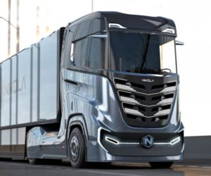 Do Evropy se chystá nový tahač s palivovými články Nikola Tre