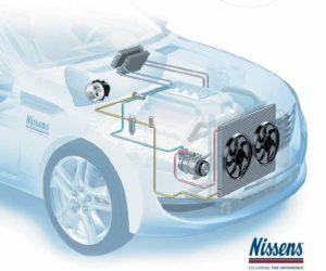 Klimatizační okruh: Komponenty, popis funkce a možné problémy