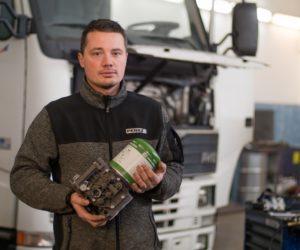 Novinky od Knorr-Bremse již k dostání v Penaxu