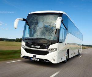 Společnost Scania předvede na veletrhu CZECHBUS 2018 své modely