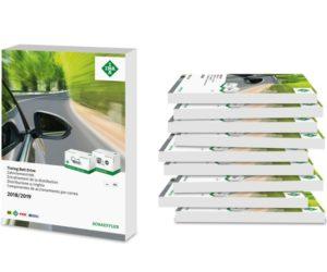 Firma Schaeffler vydává nové, tištěné katalogy INA
