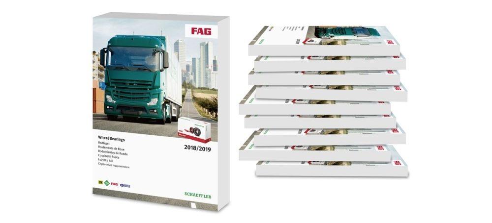Nový katalog pro těžká užitková vozidla od firmy Schaeffler