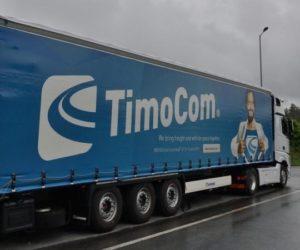 Společnost Timocom umožňuje sledování trasy objednávek
