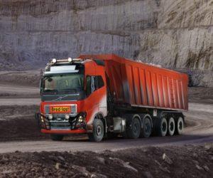 Volvo Trucks poskytne společnosti Brønnøy Kalk AS řešení autonomní přepravy