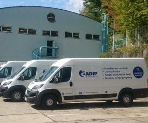 Dlouholetá spolupráce firem ADIP a KNORR-BREMSE