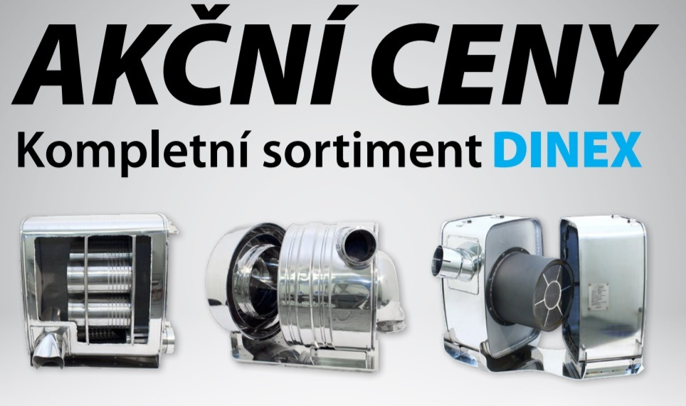 Akce na kompletní sortiment Dinex u ELITu