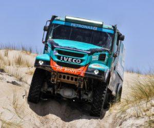 Tým Petronas De Rooy Iveco je připraven na Rallye Dakar 2019