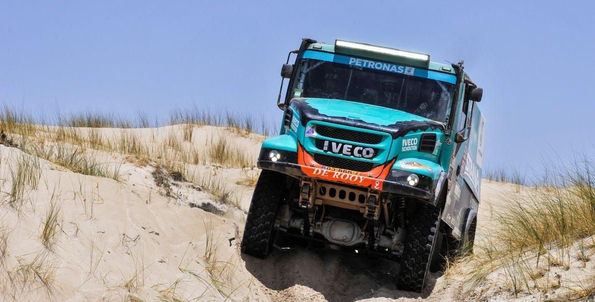 Vozy Iveco na Rallye Dakar