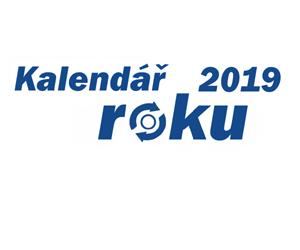 Kalendář roku 2019 je od firmy Inter Cars