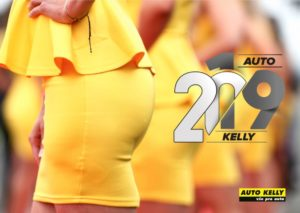 Kalendář Auto Kelly 2019