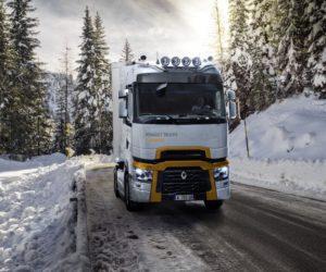 Renault Trucks T 2019: Pohodlí, nižší spotřeba paliva a emisí CO2
