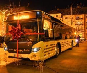 Autobusy Scania vyrazí do ulic Českého Těšína