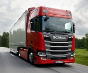 Jak Scania hospodařila v období leden až září 2018
