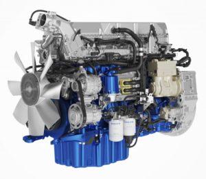 Modernizovaný vznětový motor D13 od Volvo Trucks