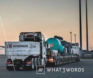 DB Schenker přináší revoluci v doručování s technologií what3words