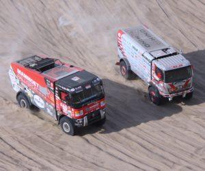 Očima MKR Technology: Dakar odstartoval velmi opatrně