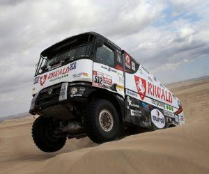 Dva kamiony z dílny MKR Technology v TOP 10