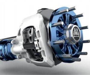 Druhý krok uvedení nové kotoučové brzdy BPW ECO Disc TS2