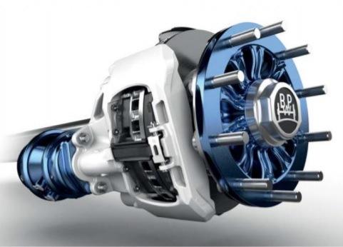 BPW - druhý krok uvedení nové kotoučové brzdy BPW ECO Disc TS2