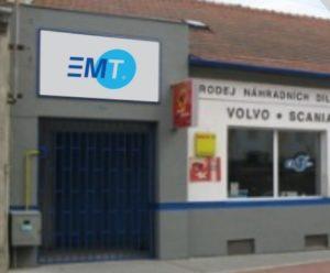 Pobočka E.M.T. Prostějov nově zavádí odpolední závoz