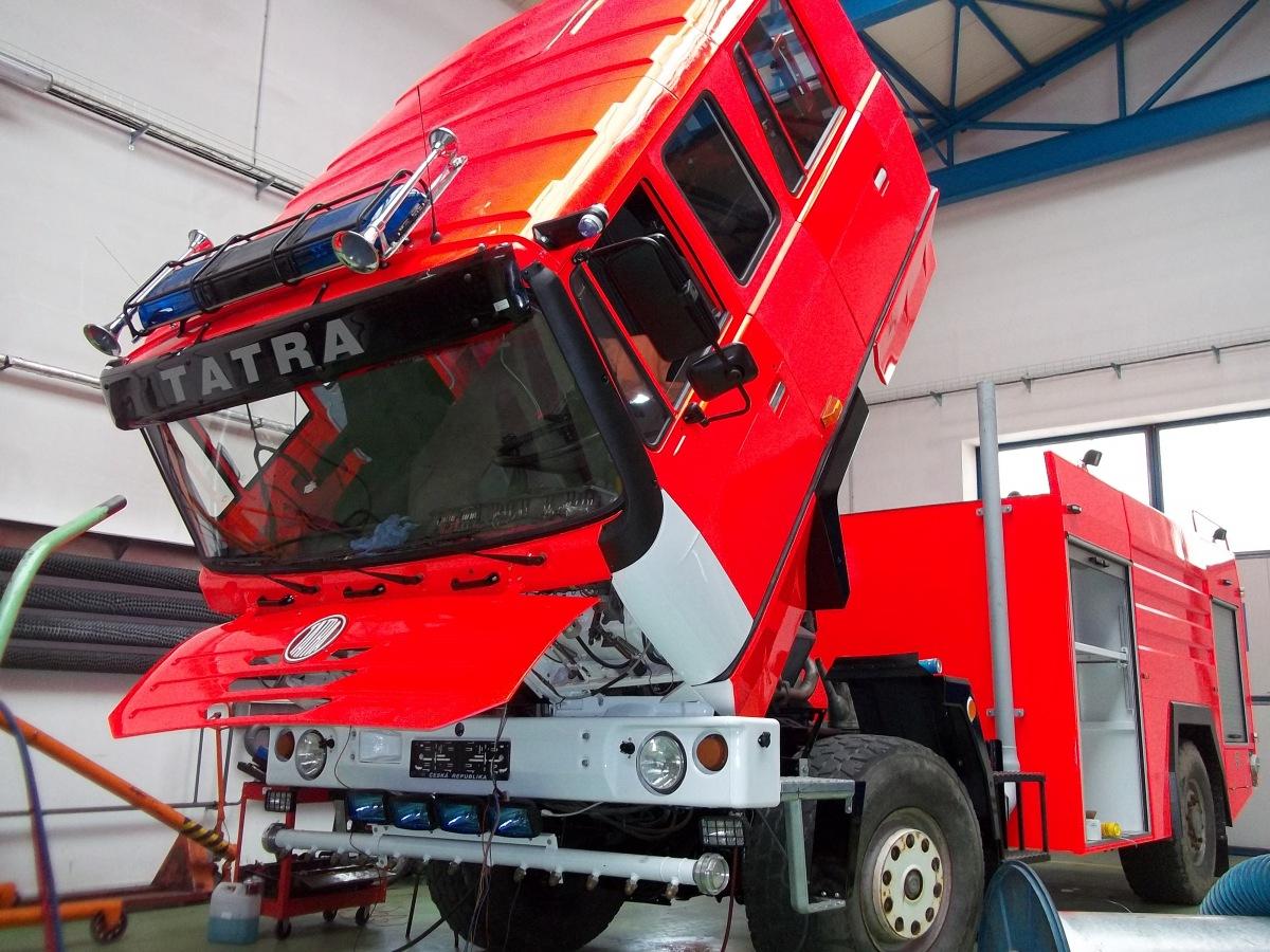 Truck servis MALINA – VRŠE, s.r.o.
