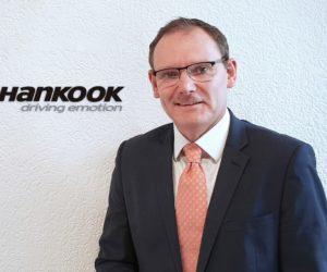 Nový marketingový ředitel pro sekci nákladních pneumatik v Hankook Tire Europe