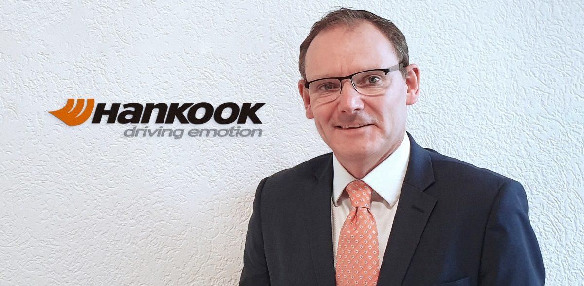 Hankook Tire Europe : Guy Heywood