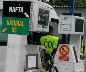 V listopadu nevyhověly 2 vzorky pohonných hmot