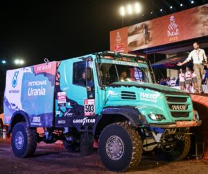 Tým Petronas De Rooy Iveco zakončil Dakarskou Rallye 2019 s úspěchem